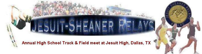 Jesuit Sheaner Relays logo